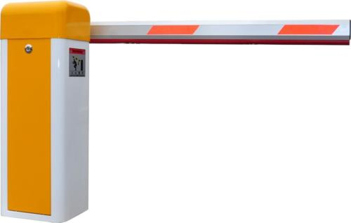 Intelligent automatic boom barrier gate